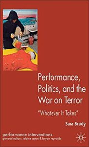 Performance, Politics, and the War on Terror Book Cover